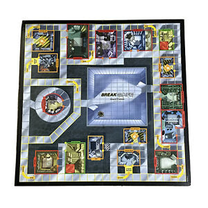 Game Parts Pieces Break the Safe 2003 Mattel Gameboard Only