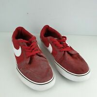 Nike Mens Sb Satire II 729809-610 Red Size UK 10 EUR 45