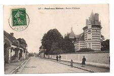 45 - cpa - PONT AUX MOINES - Route d'Orléans   (i 9070)