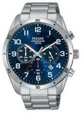 Relojes de pulsera Pulsar de acero inoxidable cronógrafo