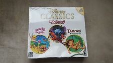 Disney Classics PC Games 3 in 1 Lilo and Stitch Tinkerbell Tarzan New Sealed