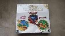 Disney Classics PC Games 3 in 1 Lilo and Stitch Tinkerbell Tarzan New Sealed