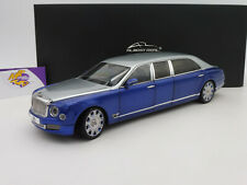 Almost Real 830601 # Bentley Mulsanne Grand Limousine by Mulliner 1:18 NEU !!