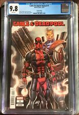 CABEL DEADPOOL ANNUAL #1 CGC 9.8 NM/MT - ROB LIEFELD COVER VARIANT- 1ST PRINT!