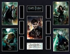 Harry Potter Deathly Hallows pt2 (16 x 20) Film Cell Display