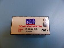 Martek 1012d48hn R Qty Of 1 Per Lot 10 Watt Dcdc Converter Remote Option