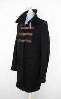 Sandro Paris Duffle Сoat Wool Jacket Size L Great