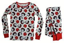 Gap Girls Disney Snow White Red Apple Sleepwear Top Pyjamas Set 8-14y 8 Years