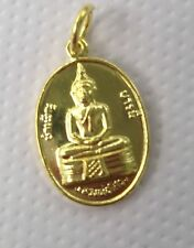 2018 Fashion Women Charm Jewellery Authentic Thai Buddhist Amulet Pendant Lucky
