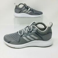 Adidas Edgebounce (Women's Size 7.5) Athletic Sneaker Running Shoe Gray White