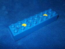 LEGO DUPLO TOOLO Action les Wheeler chantier connecteur verbindungsarm Gris 6279
