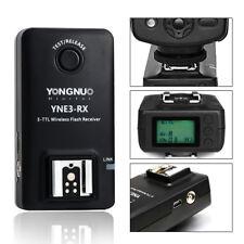 Yongnuo E3-RX ETTL Wireless Flash Receiver For YN-568EX II YN568EX II YN600EX-RT