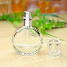 20ml Women Mini Glass Clear Perfume Spray Travel Empty Bottle Atomizer Container