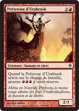 *MRM* FR Prêtresse d'Urabrask (Priest of Urabrask)  MTG New Phyrexia