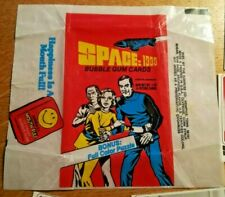 DONRUSS 1976 SPACE 1999 WRAPPER Mint,TV Series Gerry Anderson