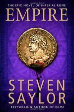 Empire: An Epic Novel of Ancient Rome (Rome 2),Steven Saylor