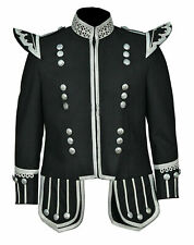 "Piper Drum Major Doublet Wool Jacket - 36"" to 54"" in all Sizes avaiable"