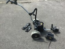 POWAKADDY Electric trolley Battery charger full working order collection only