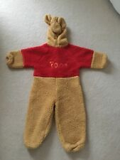 Disney Winnie the Pooh-fleece all in one. Genuine Disney Land Paris item.