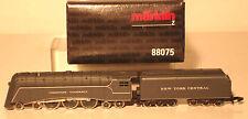 Marklin  Z: 88075 Steamloco with Tender NYC   *Commodore Vanderbilt*