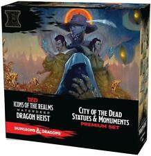 D&D Miniatures: Icons of the Realms Set 9 Waterdeep Dragon Heist City of the Dea
