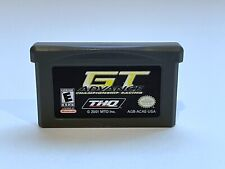 Gt Advance Championship Racing - Nintendo Game Boy Advance - Tested! Authentic!