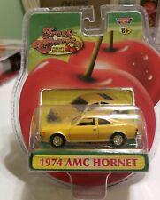 Motor Max 1975 Yellow AMC Hornet Fresh Cherries 1:64 Scale