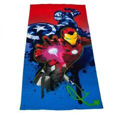 Marvel Avengers Strandtuch 70x140cm Duschtuch Saunatuch Kinder Badetuch Handtuch