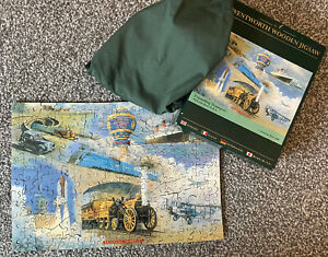 WENTWORTH EXPANDING TRANSPORT 250 PIECE JIGSAW PUZZLE COMPLETE