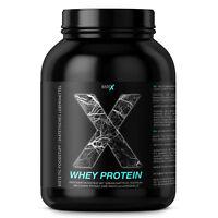 baseXnutrition - Whey Protein Eiweiss BCAA Molke - (750 g / VANILLE)