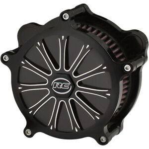 RC Components Air Cleaner Exile (Black) AB-02B-122E