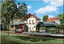 Auhagen 11331 Railway Station Chief Village in H0 Kit