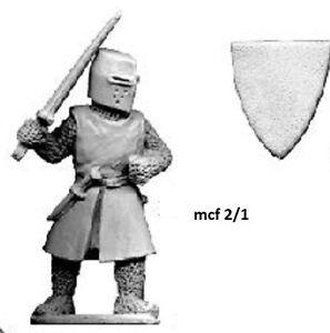Early Medieval - Crusades - Dark Age- 28mm Metal Figures Crusader Miniatures etc