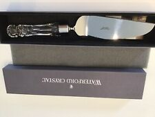 waterford crystal Cake Server Brand New In Box