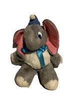 """12"""" VINTAGE DUMBO FLYING ELEPHANT DISNEY CALIFORNIA STUFFED TOYS ANIMAL PLUSH"""
