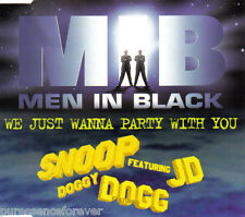 SNOOP DOGGY DOGG ft JD - We Just Wanna Party With You (UK 4 Tk CD Single)
