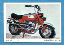 MOTO - Ed. Raf - Figurina/Sticker n. 22 - MINARELLI CF 50 -Rec