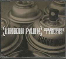 Somewhere I Belong von Linkin Park (2003) CD Neu!