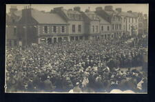 More details for scotland selkirk common riding crowds 1920 rp ppc