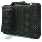 Dell Inspiron 15 Laptop Ultrabook Case Sleeve Bag MemoryFoam Protect Crystal 16S