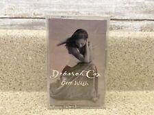 New: DEBORAH COX-One Wish CASSETTE