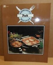 Favourite Recipes 8 cooking books pork french salads sauce barbecue japanese PBs