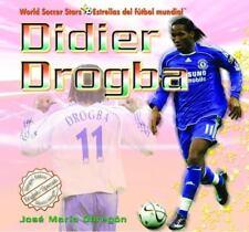 Didier Drogba (World Soccer Stars / Estrellas Del Futbol Mundial)-ExLibrary
