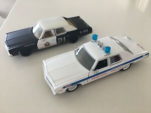 Blues Brothers Diecast Cars