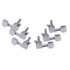 6pcs Guitar Tuning Pegs Set Electric Guitar Tuners Keys Guitar Parts 3R3L Kits