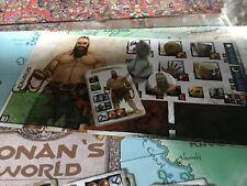 Taurus Monolith Conan Board Game Kickstarter 32mm Fantasy Thief