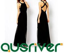 Unbranded Chiffon Full-Length Dresses