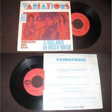 VARIATIONS - The Jam Factory French PS Heavy Psych 73