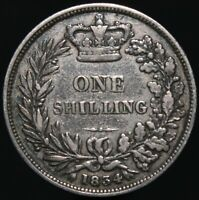 1834 | William IIII One Shilling | Silver | Coins | KM Coins