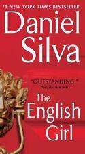 The English Girl (1 Girl 7 Days No Second Chances) By Daniel Silva MASS MARKET